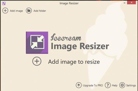 برنامج تقليل حجم الصور