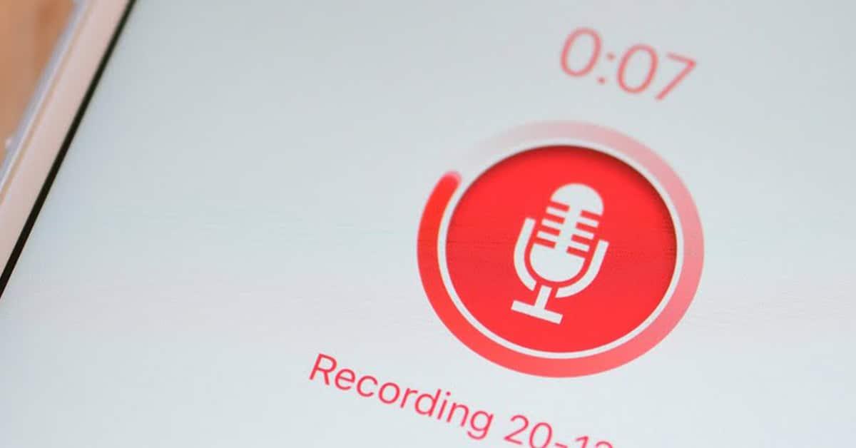 تسجيل الصوت بسرية للاندرويد من خلال تطبيق Lifehacker smart voice recorder