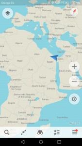 تعرف على تطبيق خرائط بدون إنترنت