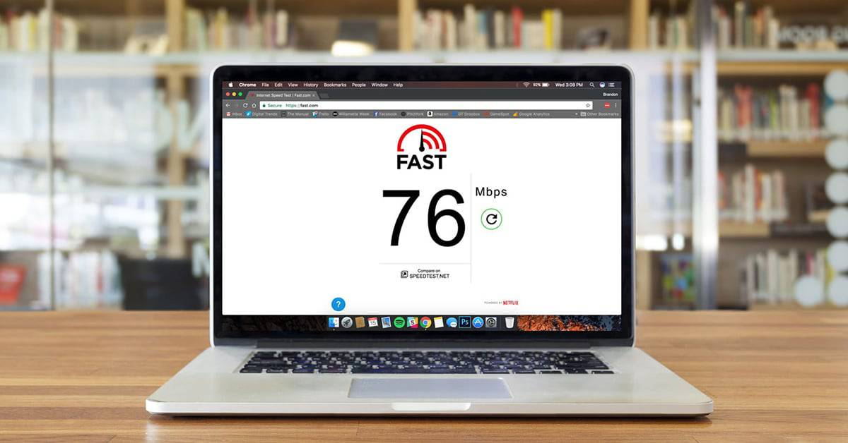 شرح وتحميل أفضل برنامج لقياس سرعة النت للكمبيوتر
