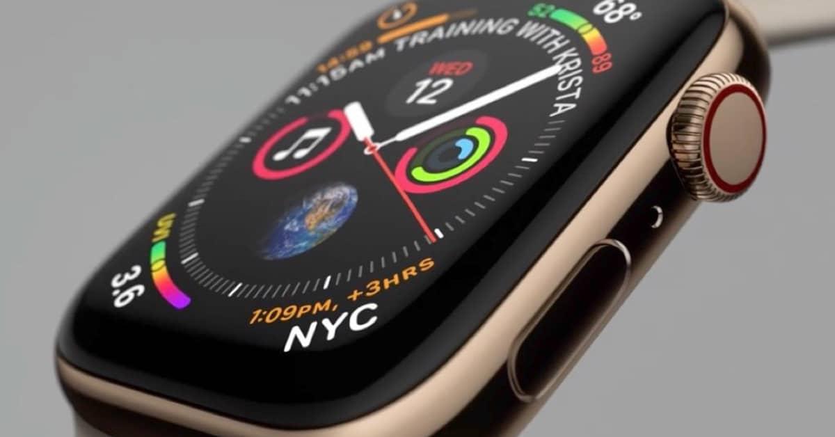 1a7ffd007 كل ما تحتاج إلي معرفته حول ساعة Apple Watch Series 4 الجديدة
