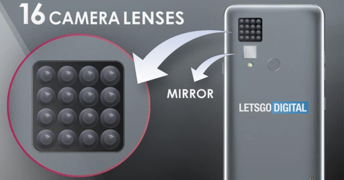 هذا هو أول هاتف بـ 16 كاميرا من تطوير شركة LG العالمية