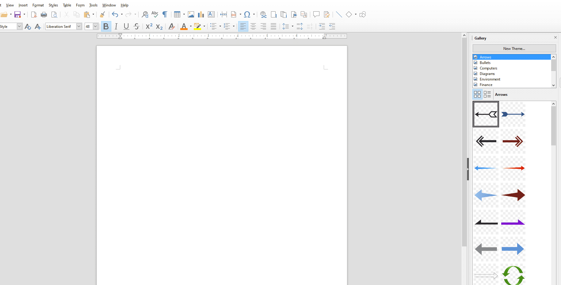 تحميل برنامج LibreOffice بالشرح