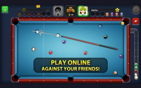 لعبة Billiard 8 Ball