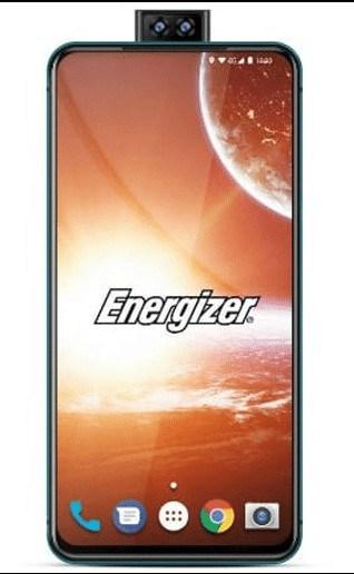 موصفات هاتف إنرجايزر