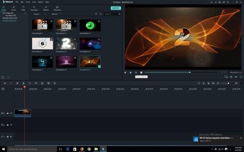 إنشاء وتعديل الفيديو