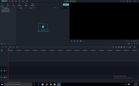 اضافة مؤثرات للفيديو