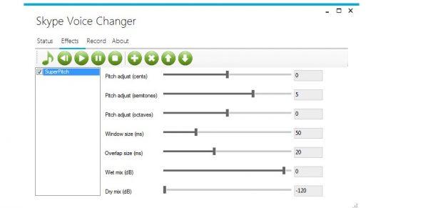 برنامج Skype Voice Changer