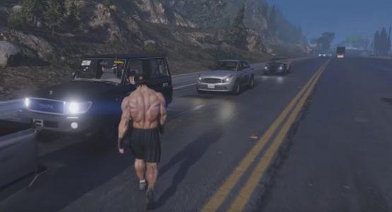 تشغيل لعبة GTA علي الكمبيوتر