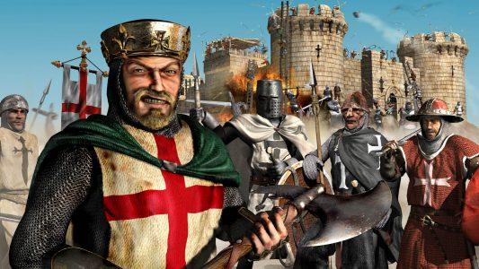 لعبة صلاح الدين (stronghold crusader)