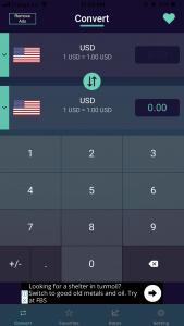 متابعة اسعار العملات من هواتف الاندرويد