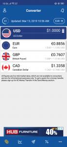 معرفة أسعار العملات