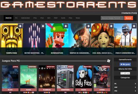 موقع Game Torrent