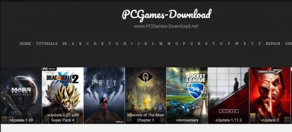 موقع PCGames-Download