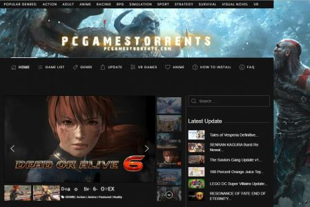 موقع pcgamestorrents