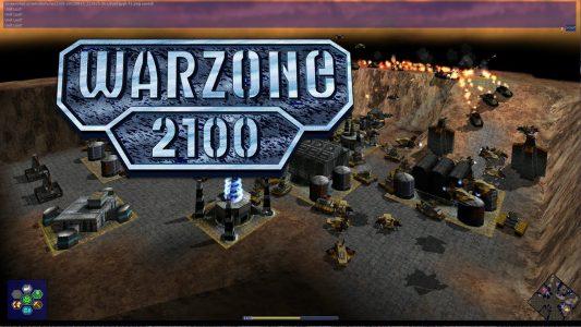 Warzone 2100 لعبة