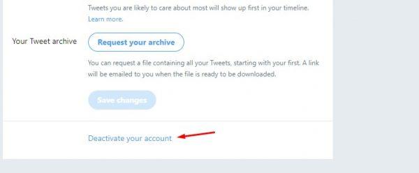 إيقاف تويتر مؤقتاً