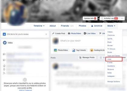 اعدادات خصوصية فيس بوك
