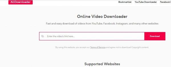 تحميل الفيديوهات اون لاين
