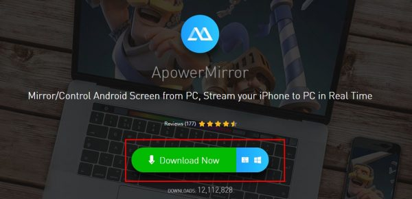 تحميل Apower Mirror