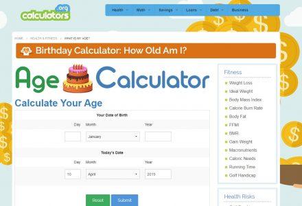 طريقة معرفة عمرك بالدقائق