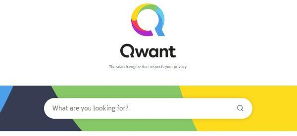 محرك Qwant.com