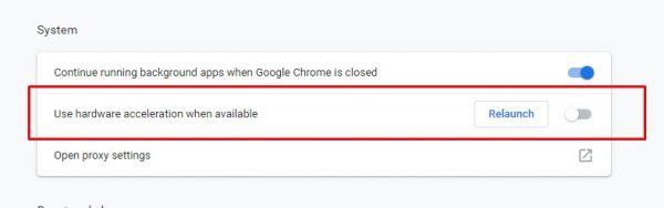 حل مشاكل جوجل كروم