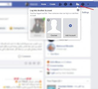 أفضل طريقة لفتح أكثر من حساب فيس بوك