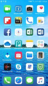 تحميل برنامج Lanceur iOS 13