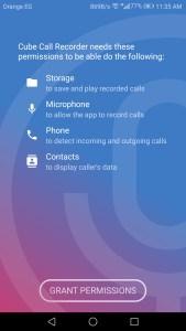 تطبيق تسجيل المكالمات