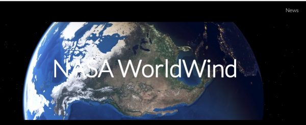 موقع NASA World Wind