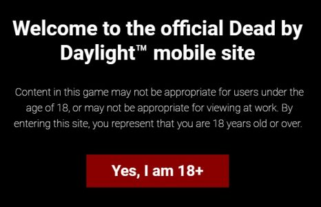 Dead by Daylight للاندرويد