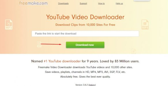 تنزيل برنامج Free Make Video Downloader