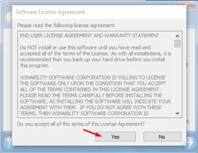 خطوات تثبيت برنامج Folder Guard