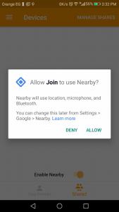 إضافة Join على جوجل كروم