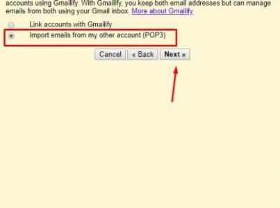 إعادة إرسال الرسائل الواردة تلقائيًا إلى حساب بريد إلكتروني آخر