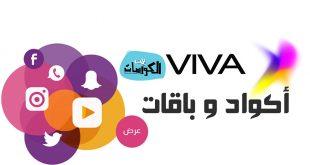 باقات وأكواد فيفا الكويت