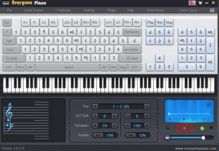 تحميل برنامج عزف البيانو