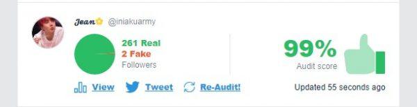طريقة فحص حساب تويتر