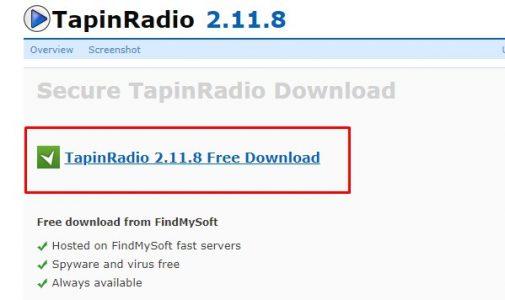 قنوات راديو على الانترنت