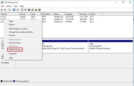 التحويل من MPT إلي MBR بدون برامج