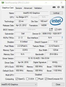 تحميل برنامج TechPowerUp GPU-Z