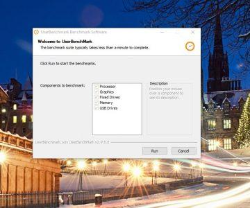 تحميل برنامج userbenchmark