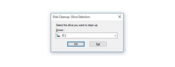 تنظيف أجهزة الكمبيوتر بدون برامج