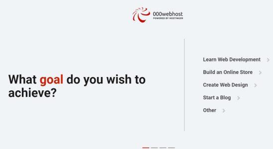 مميزات الاستضافة المجانية على موقع 000webhost