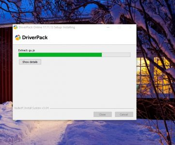 برنامج DriverPack Solution 2020