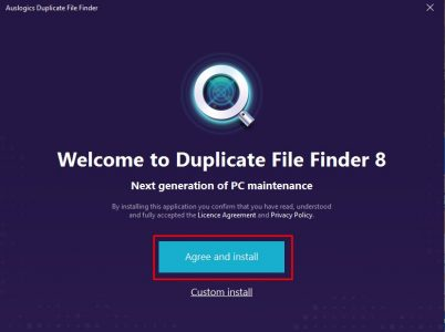 تحميل برنامج Auslogics Duplicate File Finder
