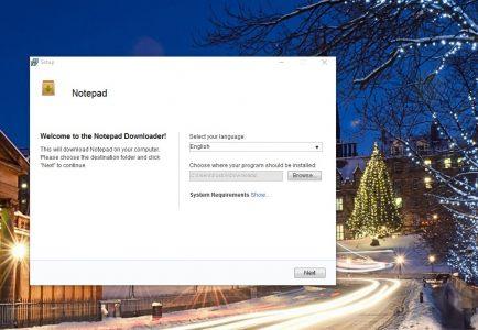 تحميل برنامج notepad++ 64 bit