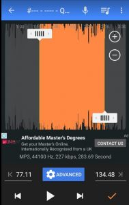 تحميل Free Audio Cutter