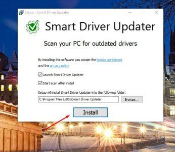 تحميل Smart Driver Updater